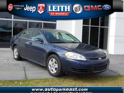 2010 Chevrolet Impala LS Sedan for sale in Wendell for $13,980 with 21,326 miles.