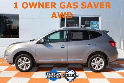 2012 Nissan Rogue SV SUV for sale in Morristown for $26,900 with 22,793 miles.
