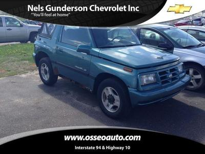 1996 Geo Tracker SUV for sale in Osseo for $3,900 with 153,672 miles.