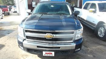 2010 Chevrolet Silverado 1500 LT Crew Cab Pickup for sale in Rugby for $28,595 with 24,595 miles.