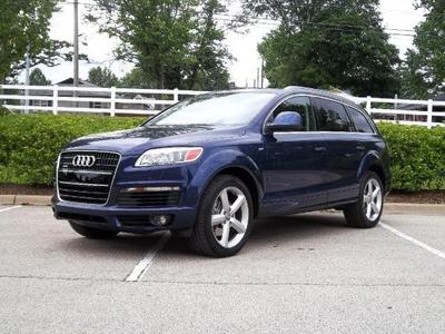 2008 Audi Q7 4.2 Premium SUV for sale in Louisville for $41,695 with 28,618 miles.