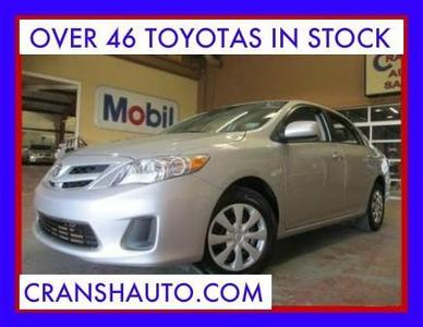 2011 Toyota Corolla Sedan for sale in Arlington for $12,500 with 50,054 miles.