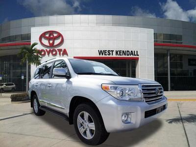 2013 Toyota Land Cruiser Base SUV for sale in Miami for $69,997 with 31 miles.