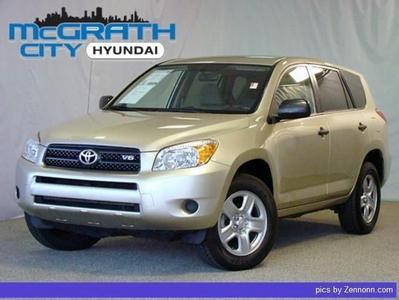 2008 Toyota RAV4 SUV for sale in Chicago for $16,926 with 45,646 miles.