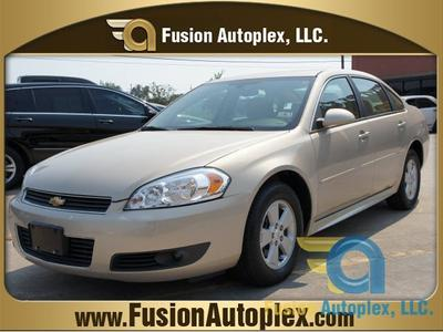 2010 Chevrolet Impala LT Sedan for sale in Houston for $15,991 with 29,537 miles.