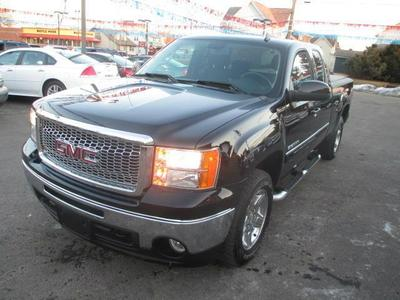 2011 GMC Sierra 1500 SLE Extended Cab Pickup for sale in Canton for $23,995 with 76,365 miles.