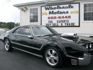 1967 Oldsmobile Toronado Coupe for sale in Fuquay Varina for $15,500 with 43,112 miles.
