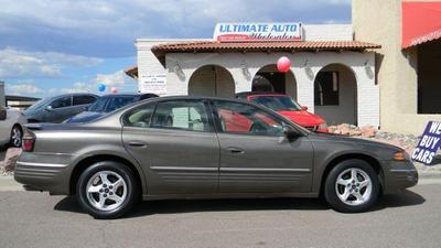 Acura Glendale on Used Pontiac Bonneville Cars  Az   Ooyyo