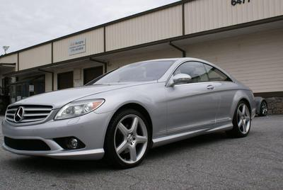 2008 Mercedes-Benz CL-Class CL550 Coupe for sale in Atlanta for $39,999 with 36,800 miles.