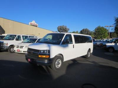2013 Chevrolet Express 3500 LT Passenger Van for sale in Norco for $24,995 with 24,728 miles.