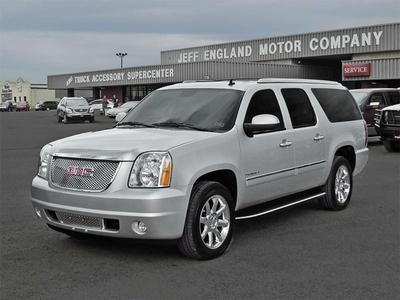 2012 GMC Yukon XL Denali SUV for sale in Cleburne for $46,950 with 28,630 miles.