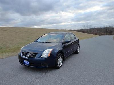 2007 Nissan Sentra 2.0 Sedan for sale in Brentwood for $8,499 with 111,466 miles.