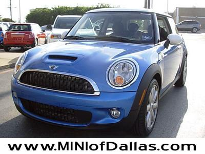 2008 MINI Cooper S Hatchback for sale in Dallas for $25,600 with 7 miles.