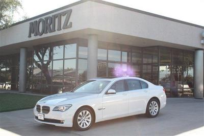 2009 BMW 750 I Sedan for sale in Arlington for $62,985 with 12,770 miles.