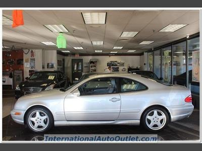 2001 Mercedes-Benz CLK-Class CLK430 Coupe for sale in Hamilton for $8,995 with 105,000 miles.