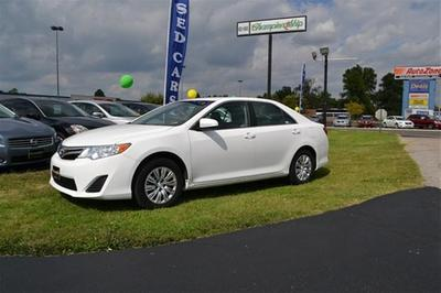 2012 Toyota Camry LE Sedan for sale in Owensboro for $14,888 with 48,569 miles.