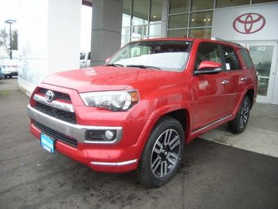2014 Toyota 4Runner Limited SUV for sale in Springfield for $45,085 with 2 miles.