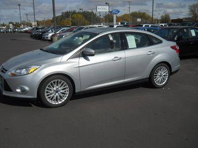 2012 Ford Focus SEL Sedan for sale in Madison for $18,995 with 33,402 miles.