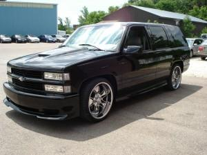 2000 Chevy Tahoe Limited Craigslist Autos Weblog