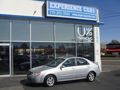 2005 Kia Spectra EX Sedan for sale in Carson City for $9,995 with 87,175 miles.