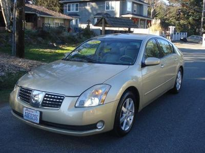 2004 Nissan Maxima SE Sedan for sale in Seattle for $8,999 with 110,405 miles.