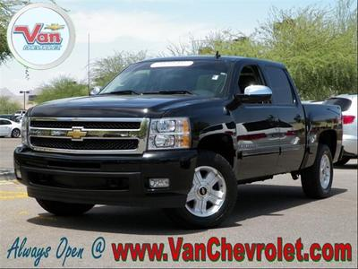 2011 Chevrolet Silverado 1500 LTZ Crew Cab Pickup for sale in Scottsdale for $38,999 with 34,772 miles.