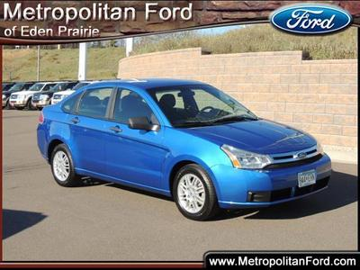 2011 Ford Focus SE Sedan for sale in Eden Prairie for $12,999 with 42,897 miles.