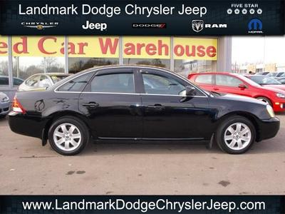 2007 Mercury Montego Sedan for sale in Independence for $9,888 with 92,882 miles.
