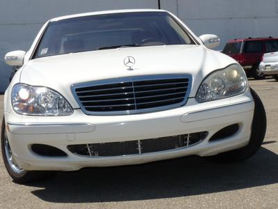 2004 Mercedes-Benz S-Class S430 Sedan for sale in Manteca for $11,995 with 135,000 miles.