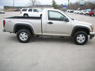 2007 Chevrolet Colorado Regular Cab Pickup for sale in Ripley for $9,988 with 92,621 miles.
