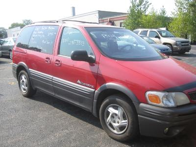 2001 Pontiac Montana Minivan for sale in Rochester for $3,490 with 93,000 miles.