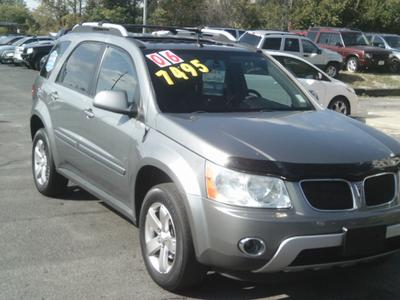 2006 Pontiac Torrent SUV for sale in Lafayette for $7,495 with 136,136 miles.