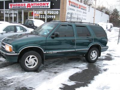 1997 Chevrolet Blazer LT SUV for sale in Bridgeport for $1,900 with 170,000 miles.