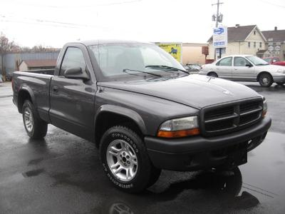 2003 Dodge Dakota Sport/SXT Regular Cab Pickup for sale in MIDDLETOWN for $7,495 with 82,426 miles.