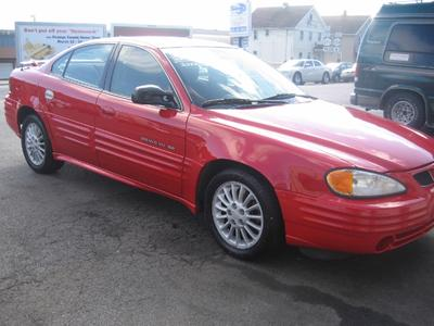 2000 Pontiac Grand Am SE 1 Sedan for sale in MIDDLETOWN for $4,395 with 205,099 miles.