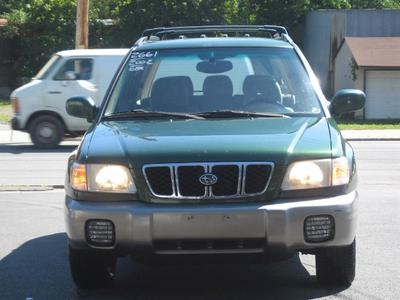 2002 Subaru Forester S SUV for sale in MIDDLETOWN for $6,995 with 168,289 miles.