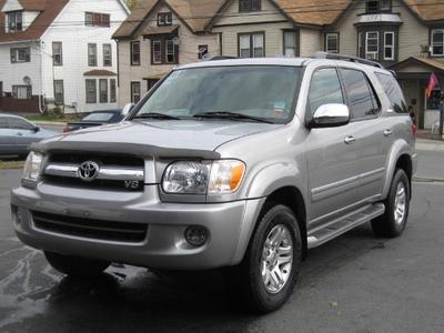 2007 Toyota Sequoia Limited SUV for sale in MIDDLETOWN for $23,495 with 105,698 miles.