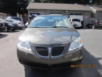 2007 Pontiac G6 GT Convertible for sale in MIDDLETOWN for $17,495 with 27,940 miles.