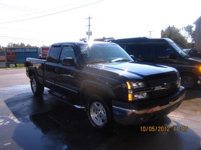 2005 Chevrolet Silverado 1500 LT Extended Cab Pickup for sale in MIDDLETOWN for $17,995 with 82,734 miles.