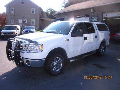 2007 Ford F150 Lariat SuperCrew Crew Cab Pickup for sale in MIDDLETOWN for $18,495 with 105,828 miles.