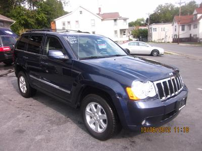 2008 Jeep Grand Cherokee Limited SUV for sale in MIDDLETOWN for $24,995 with 32,380 miles.