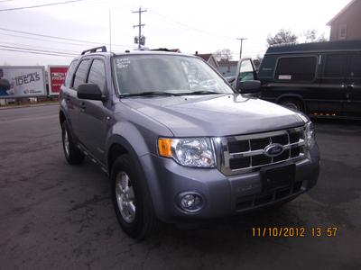 2008 Ford Escape XLT SUV for sale in MIDDLETOWN for $13,995 with 83,971 miles.