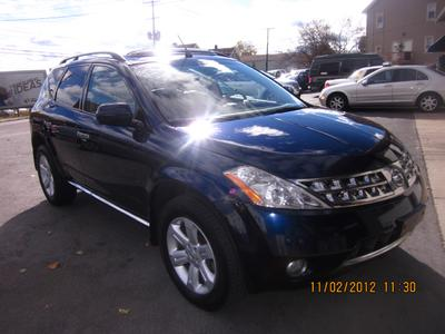 2006 Nissan Murano SL SUV for sale in MIDDLETOWN for $14,995 with 104,794 miles.