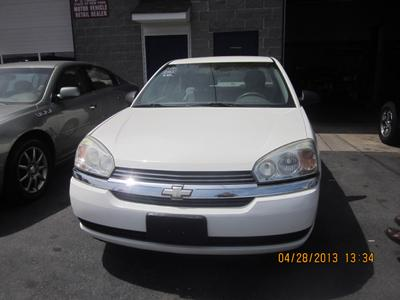 2005 Chevrolet Malibu LS Sedan for sale in MIDDLETOWN for $9,500 with 68,495 miles.