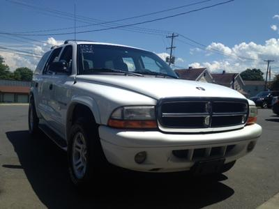 2001 Dodge Durango Sport SUV for sale in MIDDLETOWN for $4,995 with 132,000 miles.