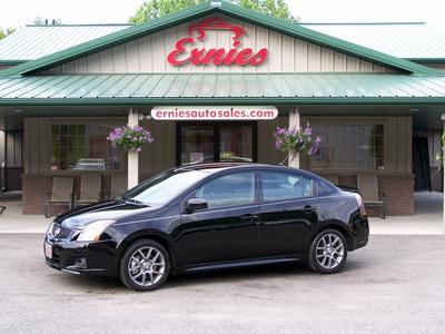 2012 Nissan Sentra SE-R Spec V Sedan for sale in North Adams for $18,995 with 16,775 miles.