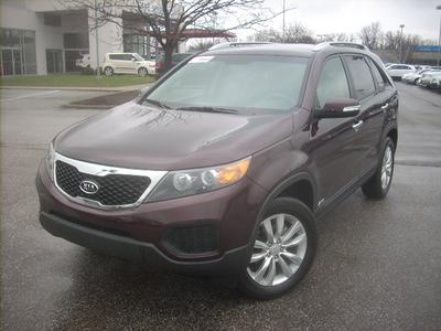 2011 Kia Sorento LX SUV for sale in Florence for $25,995 with 20,220 miles.