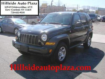 Used 2007 Jeep Liberty - Kew Gardens NY