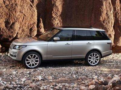 2016 Land Rover Range Rover 5.0L Supercharged Autobiography