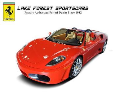 2006 Ferrari F430 Spider F1